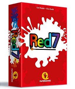 Jogo Red 7  - Paper Games
