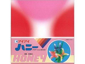 Papel de Dobradura Honey 15x15cm 55Fls