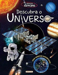 Adesivos Espaciais - Descubra o Universo