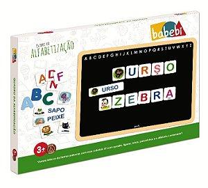 Quadro da Alfabetização - Brinquedo Educativo