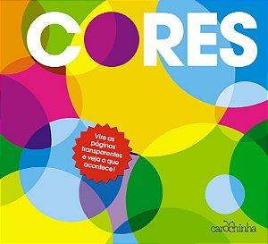 Cores - Série Vire e Descubra - Livro Interativo Infantil