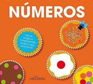 Números - Série Vire e Descubra - Livro Interativo Infantil