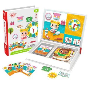 Rotina para Crianças - Brinquedo Educativo Magnético