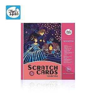 Raspadinha mágica - Princesa