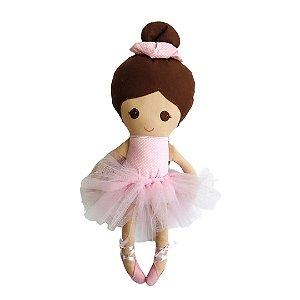 Boneca de Pano - Bailarina Bea