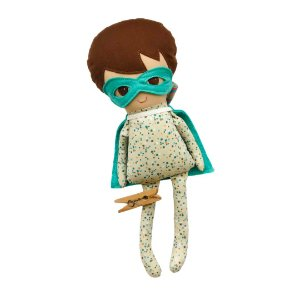 Boneca de Pano - Super Toddy