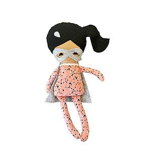 Boneca de pano - Super Didi