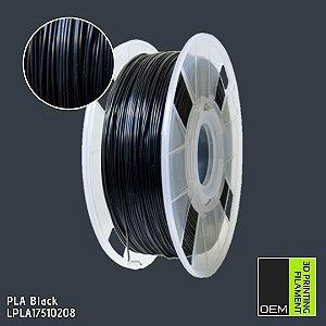 Filamento PLA OEM 3DPF Preto