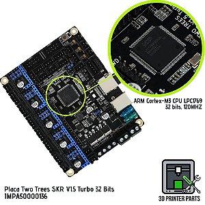Placa Two Trees SKR V1.5 Turbo 32 Bits