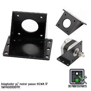 Adaptador para motor passo NEMA17