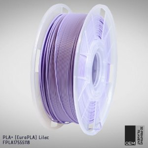 Filamento PLA+ (Euro PLA) Lilás