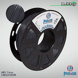 Filamento ABS PrintaLot Cinza