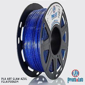 Filamento PrintaLot PLA ART GLAM Azul
