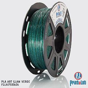 Filamento PrintaLot PLA ART GLAM Verde