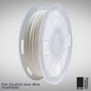 Filamento PLA+ (Euro PLA) Branco