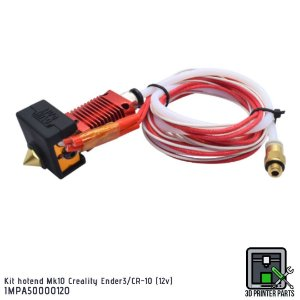 Kit hotend Mk10 Creality Ender3/CR-10 (12v)