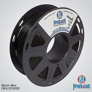 Filamento Nylon Max PrintaLot Preto