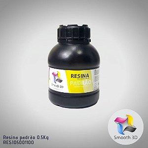 Resina Smooth3D Padrão 0.5Kg