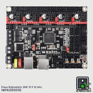 Placa Bigtreetech SKR V1.4 32 bits