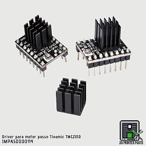 Driver para motor de passo Trinamic TMC2100