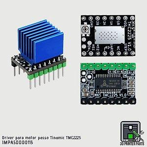 Driver para motor de passo Trinamic TMC2225
