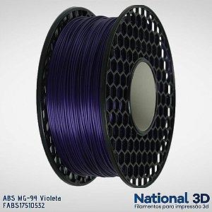 Filamento ABS MG-94 National3D Violeta