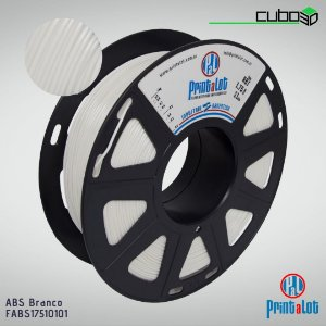 Filamento ABS PrintaLot Branco