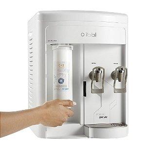 Higienização Purificador FR 600 speciale IBBL