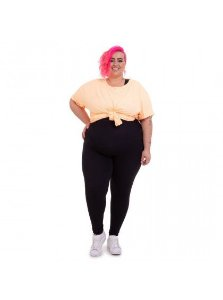 T-SHIRT PLUS SIZE - ANTIMICROBIANA