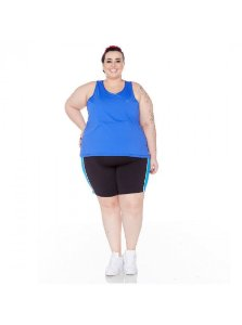 REGATA PLUS SIZE - ANTIMICROBIANA