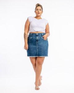 SAIA BLUBETTY MOM FIT JEANS