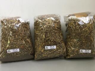 Cogumelo Shimeji - Kit Teste de Produção Caseira ou Teste de Ambiente (Leve 3 pague2) (Manual de Instrução Digital)