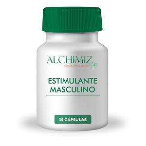 Estimulante Masculino - 30 cápsulas