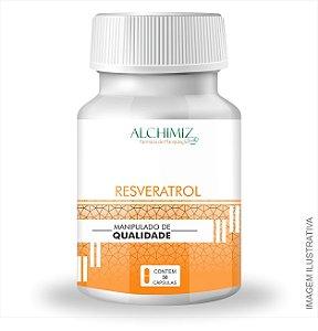 Resveratrol 100mg - 30 cápsulas