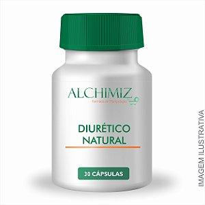 Diurético Natural - 30 Cápsulas - Redutor de Medidas -Cacti-N 200mg Hibisco ES 150mg Abacateiro ES 200mg Cavalinha ES 100mg
