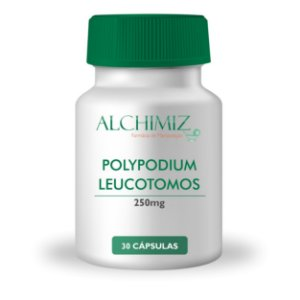 Polypodium leucotomos 250mg - 30 cápsulas