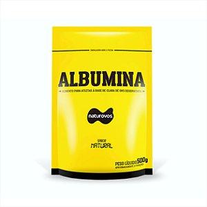 Albumina Natural Naturovos - 500g