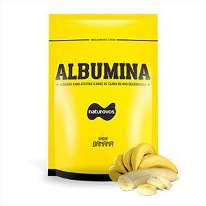 Albumina Banana Naturovos - 500g