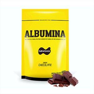 Albumina Chocolate Naturovos - 500g