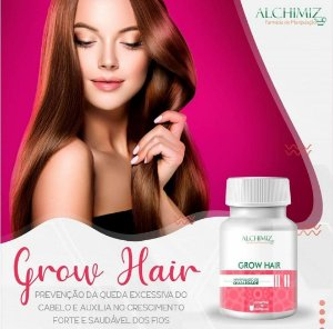 GROW HAIR 30 Cápsulas