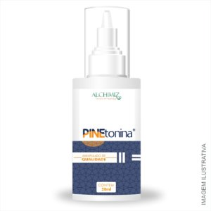 Pinetonina ® 50% Solução Nasal 20ml