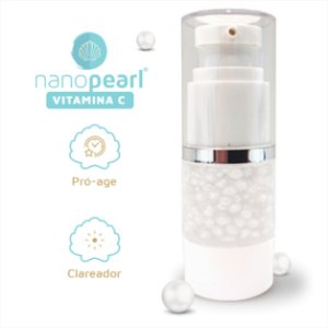 Nano Pearl Vitamina C - 15ml