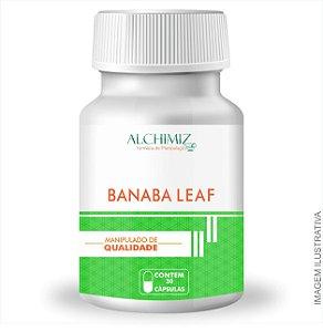 Banana leaf 250mg com 60 cápsulas (Controle Saudável da Diabetes)