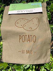 sacos reutilizáveis Sobags Potato Sempre Fresco