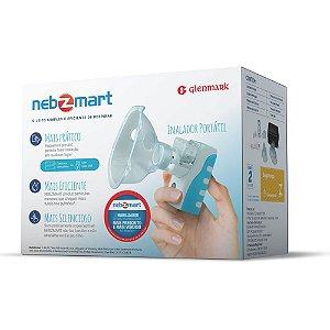 Nebzmart Inalador Nebulizador Kit Completo