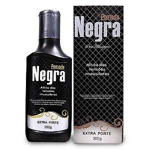 Pomada Negra Extra Forte Original 200g