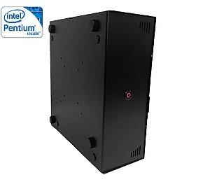 Mini Computador Ultratop KIT Placa Mãe + Processador Intel Celeron DC J4005 + Memória 4GB DDR4 + SSD NVME 120GB