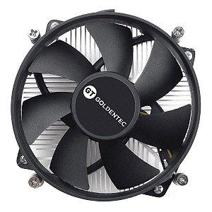 Cooler para Intel 115x 9CM GTFAN1150 Goldentec