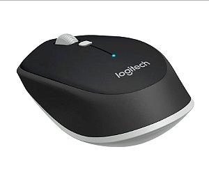 Mouse Sem Fio Bluetooth Design Ambidestro M535 Logitech