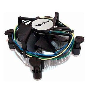 Cooler para Processador Intel 115x DX-C1 Duex